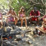 No Collar tribe on Survivor 2015