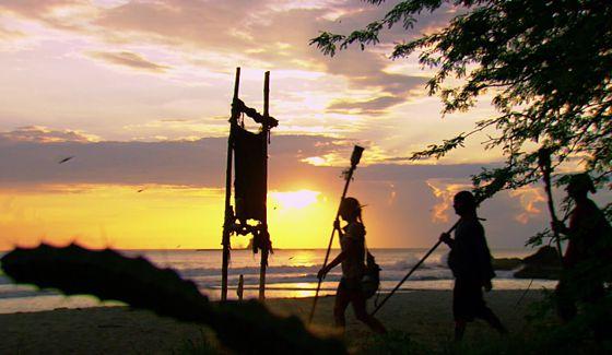Survivor 2015 castaways head to Tribal Council