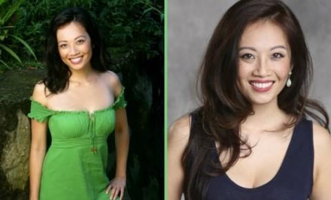 Survivor Cambodia: Second Chance Cast Then & Now - Peih-Gee Law (CBS)