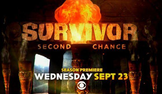 Survivor 2015 Second Chance premiere on CBS