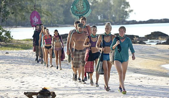 Survivor 2015 challenge in Week 4