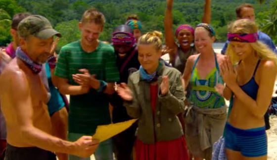 Tribe Merge arrives early on Survivor 2015