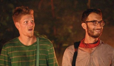 Spencer is shocked & Fishbach is gone from Survivor 2015