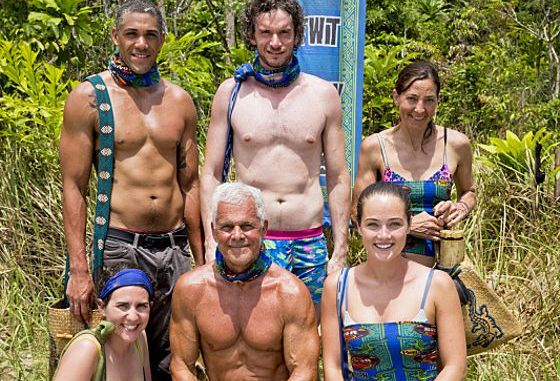 Chan Loh tribe on Survivor 2016