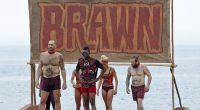 Survivor 2016 Brawn tribe prepares for Immunity