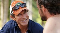 Jeff Probst talks with Neal Gottlieb on Survivor 2016