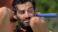 Nick checks out his competition on Survivor Kaoh Rong