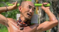 Tai Trang competes on Survivor Kaoh Rong