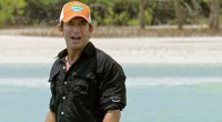 Jeff Probst hosts the Reward challenge on Survivor Kaoh Rong