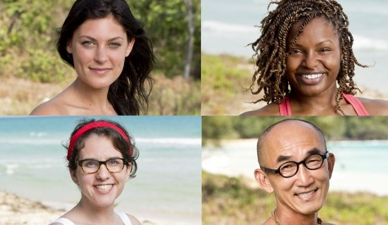 Survivor 2016's Final Four castaways