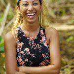 Rachel Ako on SURVIVOR