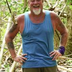Paul Wachter on SURVIVOR