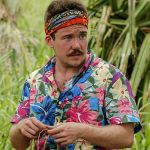 Ezekiel/Zeke Smith on SURVIVOR