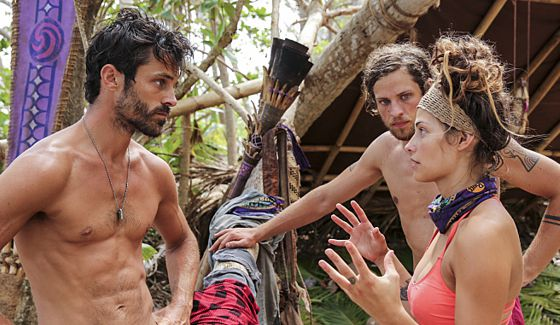 Ken talks with Figgy on Survivor 2016