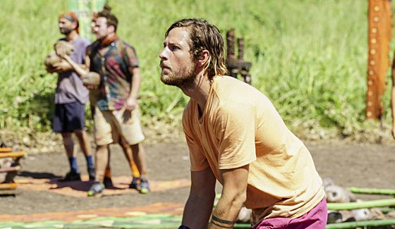 Taylor competes on Survivor 2016