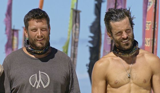 Bret and Ken on Survivor 2016