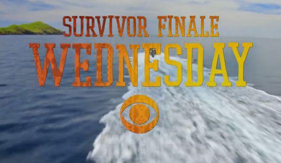 Survivor 2016 finale Wednesday on CBS