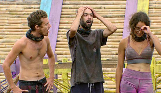 David shocked by Survivor reward