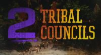2 Tribal Councils await the castaways