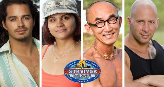 Survivor 2017 castaways - group 02