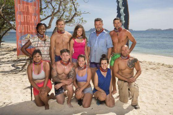 Mana tribe on Survivor 2017