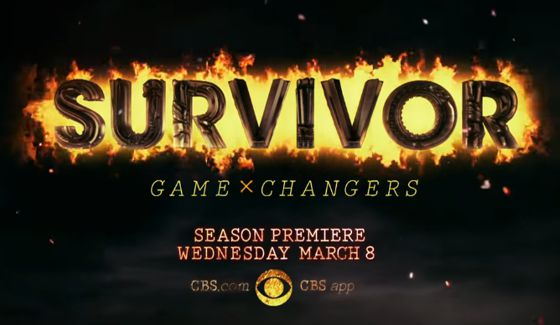 Survivor 2017 Game Changers Season Premiere Next Wednesday
