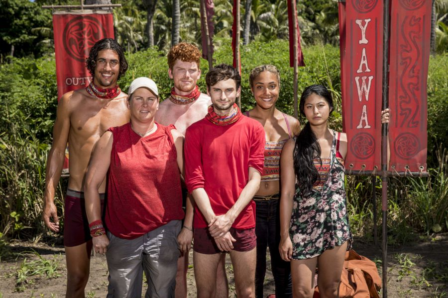 Survivor 2017 cast: Yawa Tribe