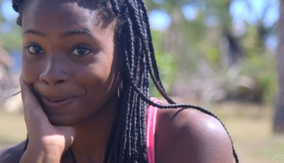 Michaela Bradshaw at Ponderosa on Survivor 2017