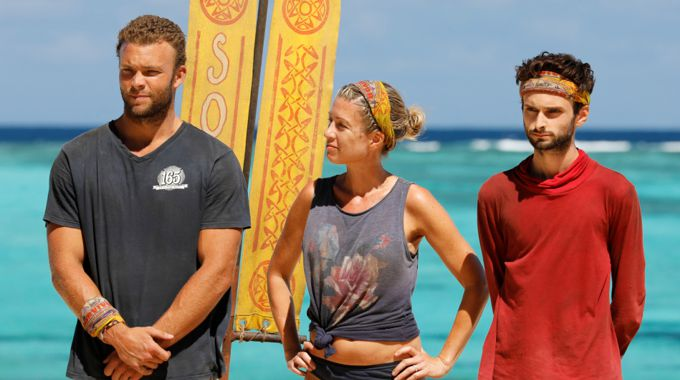 Soko tribe on Survivor 2017