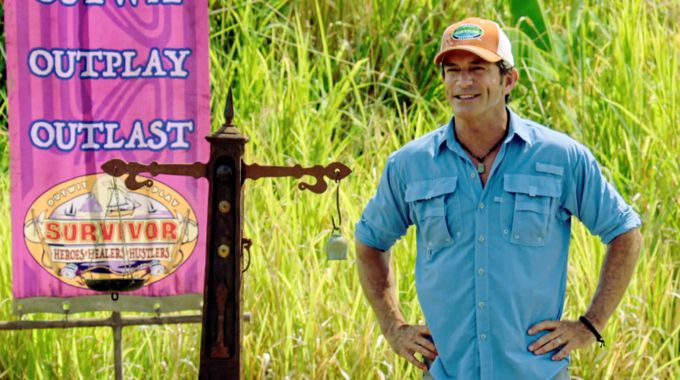 Jeff Probst on Survivor 2017