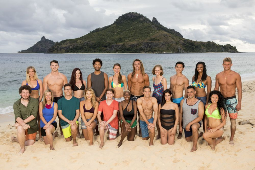 Survivor 2018 S36 full cast