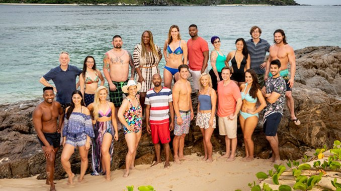 Survivor 2018 S37 cast