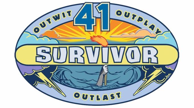 Survivor 41 logo