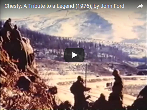 Chesty: A Tribute to a Legend (1976), by John Ford