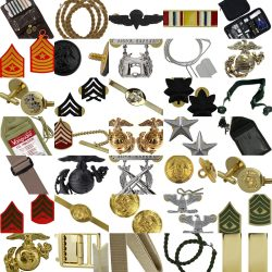 Marine Uniform Accessories
