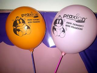 balon print praxion