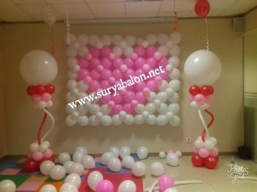 backdrop balon