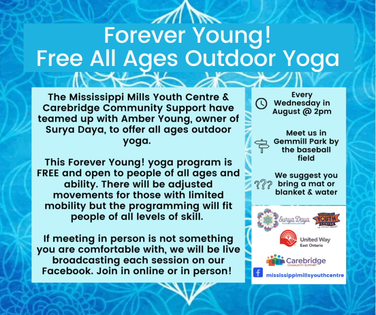forever young yoga