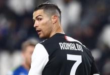Cristiano Ronaldo (Livescore)
