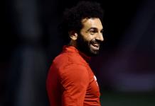 Striker Liverpool Mohamed Salah. (Foto: Twitter Liverpool)