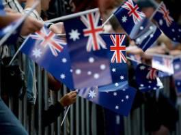 Ilustrasi Australia Day (Foto:AFP/Petre Parks via CNA)