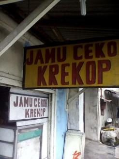 JAMU CEKOK KREKOP