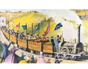 thomas cook first excursion poster