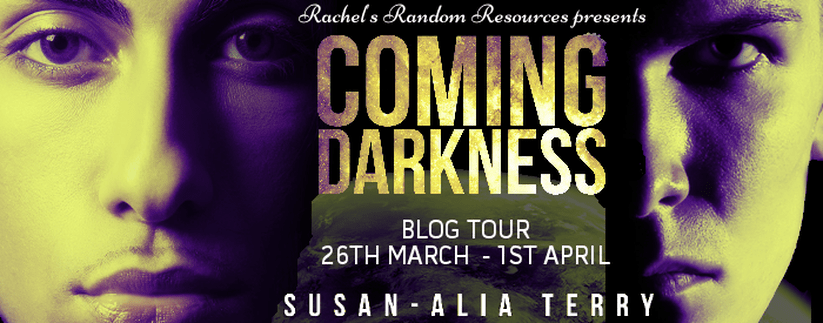 Coming Darkness Blog Tour — Day Two