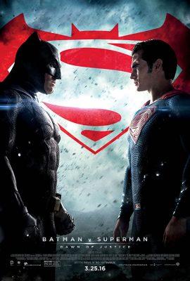 Rant re: Superman v Batman