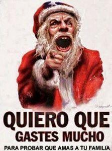 Santa Claus capitalista