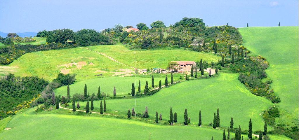 El accidentado viaje a la Toscana