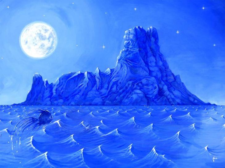 Mar nocturno