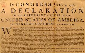 Declaración de Independencia Americana