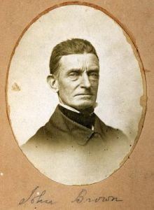 John Brown, abolitionist. Used with permission from the Kansas History Project